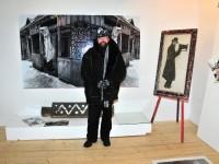 Ivan Kohler so svojimi fotkami