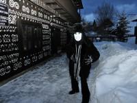 Kohler - fašiangová maska